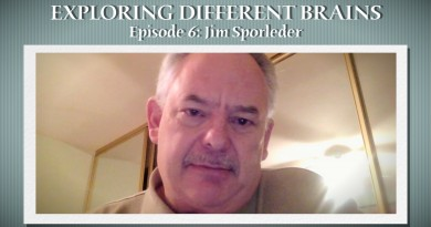 EXPLORING DIFFERENT BRAINS - Episode 06: Jim Sporleder