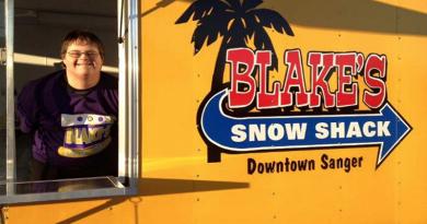 Blake's Snow Shack