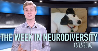 week in neurodiversity