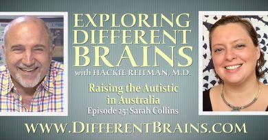 Raising the Autistic in Australia, with Sarah Collins