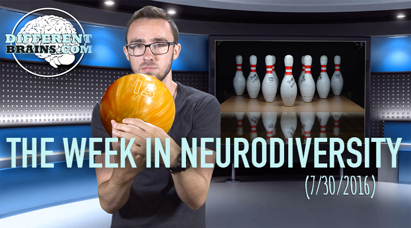 Week In Neurodiversity – Bowling Away PTSD (7/30/16)