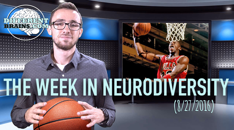 Week In Neurodiversity – Michael Jordan Makes The Dreams Of A Fan With Autism Come True (8/27/16)