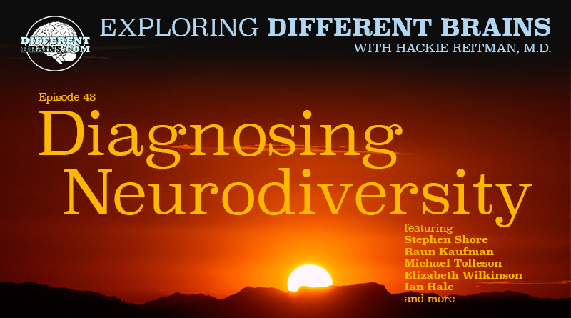 Diagnosing Neurodiversity: 7 Advocates Tell How They Learned They Have Autism | EDB 48