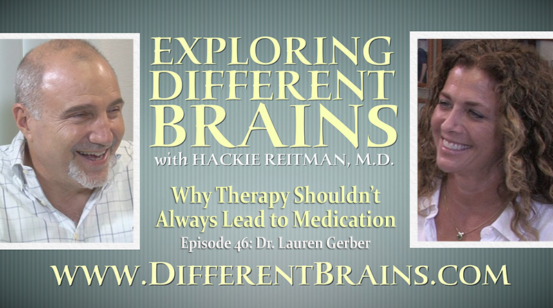 EDB Ep46 Why Therapy Shouldn't  Always Lead To Medication Lauren Gerber 800