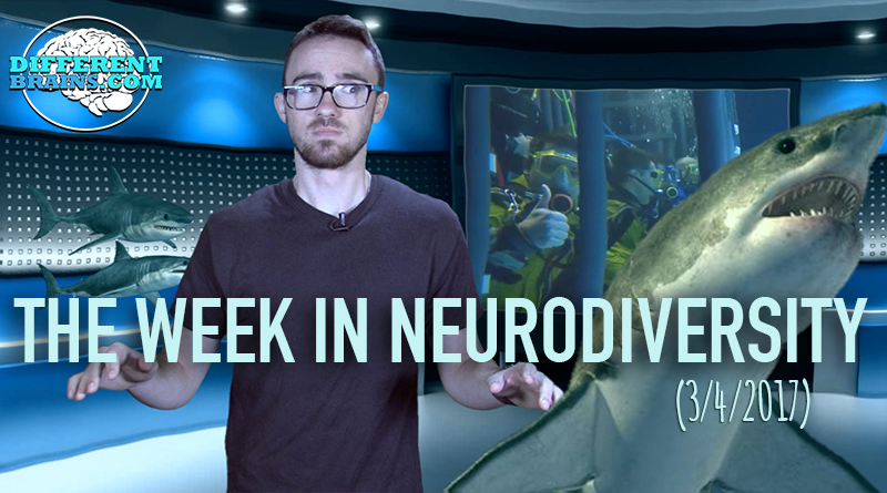 Can Swimming With Sharks Help PTSD? – Week In Neurodiversity