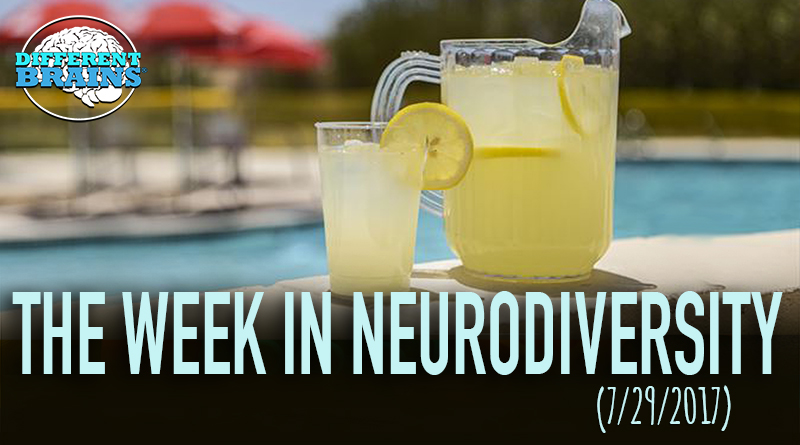 Kids Start Lemonade Stand to Raise Autism Awareness – Week in Neurodiversity (7/29/17)