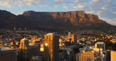 Team Raises Epilepsy Awareness in South Africa