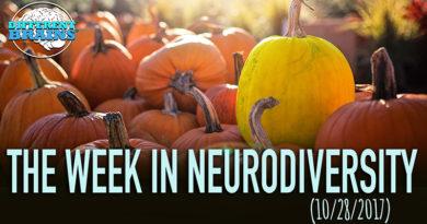 Yellow Pumpkins Raise Disability Awareness for Halloween - Week in Neurodiversity (10/28/17)