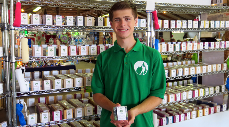 From Silence To Soap An Entrepreneur With Autism Shares His Journey