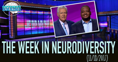 Man with Autism Lives Dream on Jeopardy! – Week in Neurodiversity (11/18/17)