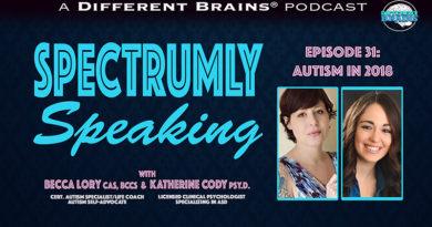 New Years Mini Episode: Autism in 2018 | Spectrumly Speaking ep. 31