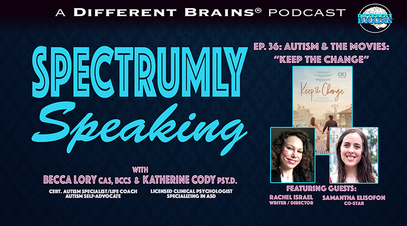 Autism & The Movies: Keep The Change | Spectrumly Speaking Ep. 36