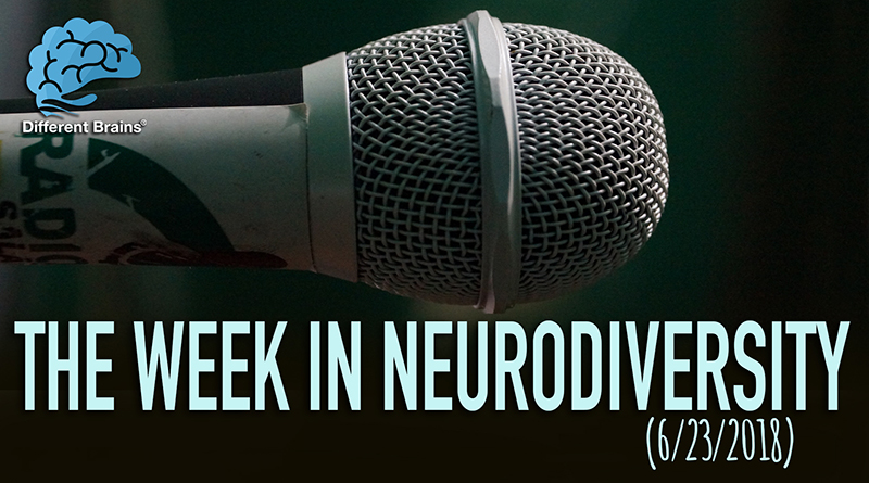 Blind Man With Autism Starts Internet Radio Station – Week In Neurodiversity