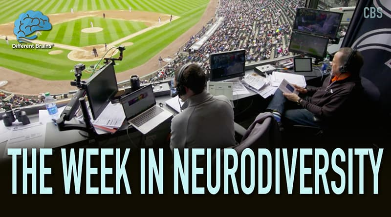 Chicago White Sox Announcer On Life With Cerebral Palsy